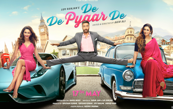 Yash Raj Films to release 'De De Pyaar De' in UK cinemas
