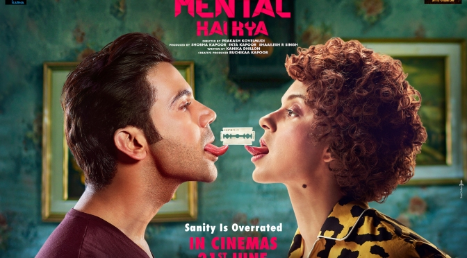Zee Studios to release 'Mental Hai Kya' in UK cinemas