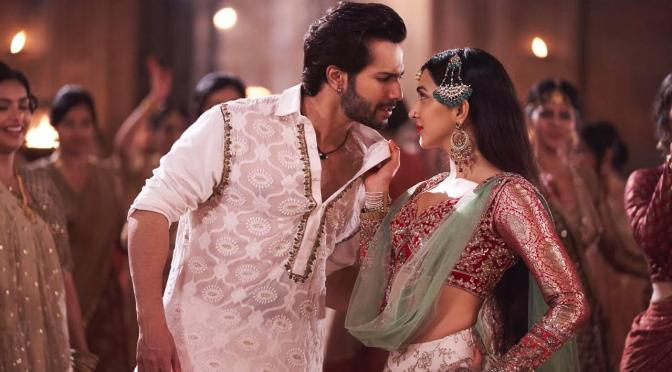 Varun Dhawan praises Kiara Advani for #FirstClass in Kalank
